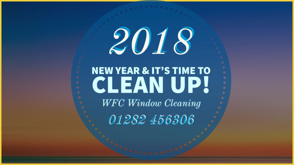 2018 new year clean up