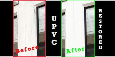 UPVC Cleaning & Restoration