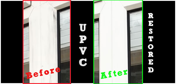 UPVC Cleaning & Restoration