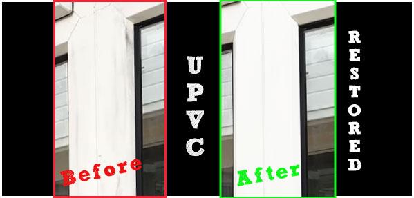 Upvc whitener