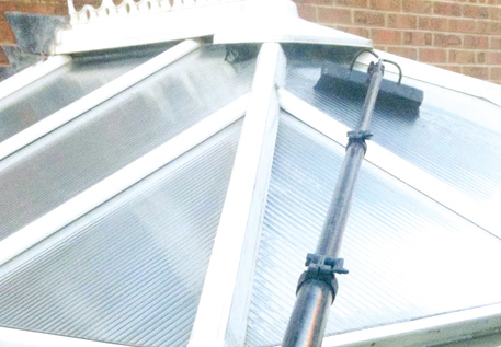 CONSERVATORY ROOF CLEANING BURNLEY