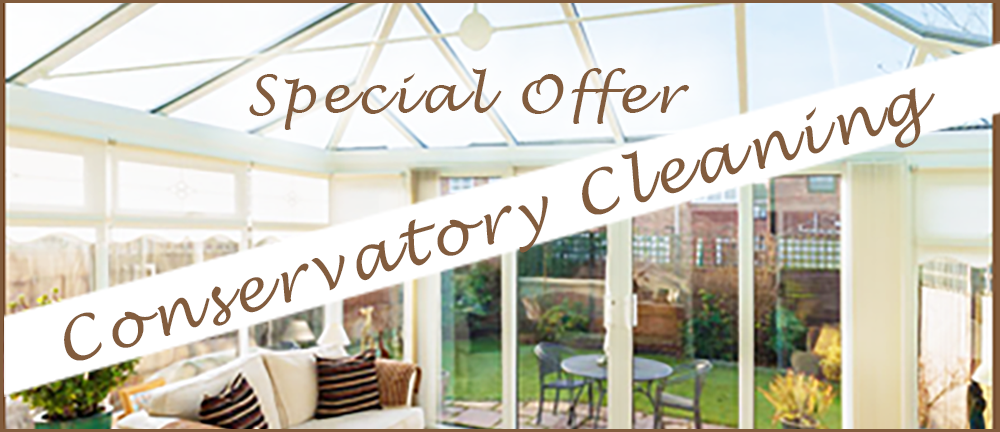 Conservatory Cleaning Special Offer