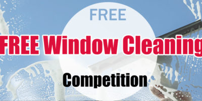 FREE Window Cleaning Competition