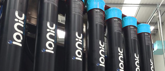 IONIC Pure 80° Hot Water System